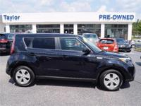 CarFax 1-Owner, This 2016 Kia Soul Base will sell fast