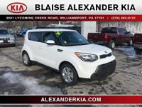 2016 Kia Soul 1.6L I4 DGI CERTIFIED, LOW MILES!, FULLY