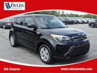 2016 Kia Soul Shadow Black CarFax 1 Owner, Clean