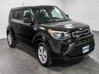 Introducing the 2016 Kia Soul! Roomy, comfortable, and