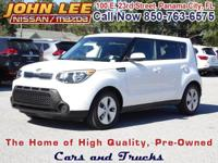 ONLY 23,417 MILES..! This 2016 Kia Soul Base has Cloth