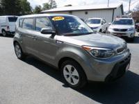 Check out this 2016 Kia Soul Base. Its transmission and
