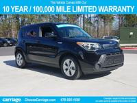 Comes with our 10 Year/100K Mile Powertrain Warranty