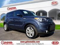Check out this 2016 Kia Soul +. Its Automatic
