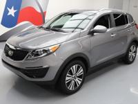 2016 Kia Sportage with 2.4L I4 Engine,Leather