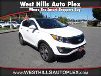 SPORTAGE EX 4D SUV AWD  Options:  Abs Brakes