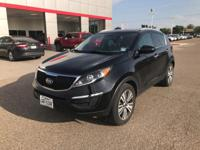We are excited to offer this 2016 Kia Sportage. This