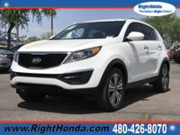 At Right Honda, YOU'RE #1! Perfect Color Combination!