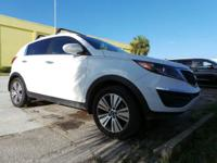 New Arrival! This 2016 Kia Sportage EX will sell fast