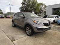 2016 Kia Sportage LX ** The Kia Sportage EX is a