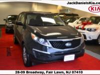 Black Cherry 2016 Kia Sportage Lx Awd