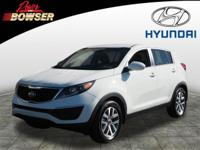You'll love the look and feel of this 2016 Kia Sportage