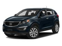 Introducing the 2016 Kia Sportage! It offers the latest
