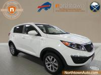 Introducing the 2016 Kia Sportage Lx!! ***KIA PRE-OWNED
