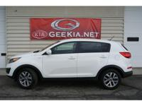 All Wheel Drive Sportage in Excellent Condition. The