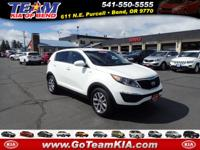 Kia Certified and AWD. Low miles indicate the vehicle