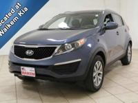 Options:  2016 Kia Sportage Lx|This 2016 Kia Sportage