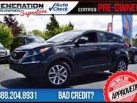 Kia Certified, Black Cherry, and 2016 Kia Sportage.