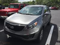 2014 Kia Sportage LX  ** The Kia Sportage LX is a