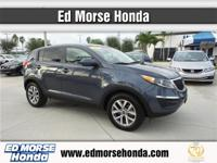 This 2016 Kia Sportage LX is proudly offered by Ed