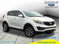This 2016 Kia Sportage LX is complete with top-features