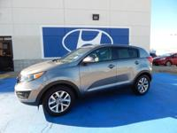 We are excited to offer this 2016 Kia Sportage. Drive