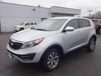 Sportage LX. Power To Surprise! Why pay more for less?!