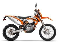 2016 KTM 500 EXC Call and pre-order yours today! Coming