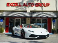 Introducing the new 2015 Lamborghini Huracan LP 610-4