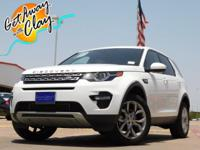 2016 Land Rover Discovery Sport Fuji White 9-Speed