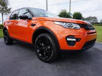 This 2016 Land Rover Discovery Sport is featured in