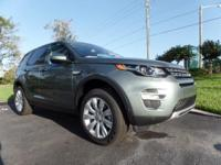 This 2016 Land Rover Discovery Sport HSE LUX featured