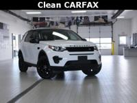 2016 Land Rover Discovery Sport SE White Free Service