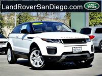 Land Rover Certified Warranty to 6/2021 or 100,000