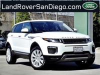 Land Rover Certified Warranty to 3/2022 or 100,000
