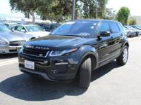 Options:  2016 Land Rover Range Rover Evoque 5Dr Hb