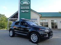 2016 Range Rover Evoque SE Tech. One-Owner! CERTIFIED!