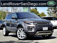 Land Rover Certified Pre-Owned Warranty to 1/2022 or