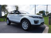This 2016 Land Rover Range Rover Evoque is featured in