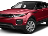 This 2016 Land Rover Range Rover Evoque 4dr 5dr