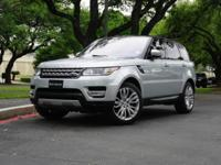 This 2016 Land Rover Range Rover Sport V6 HSE /