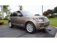 This 2016 Land Rover Range Rover is featured in