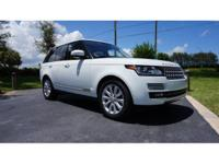 This 2016 Land Rover Range Rover is featured in  .