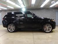 This is a Land Rover Range Rover Sport for sale by