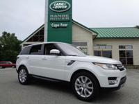 2016 Range Rover Sport HSE. This Pre-Owned Range Rover