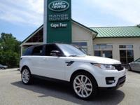 2016 Range Rover Sport Supercharged Dynamic. This New