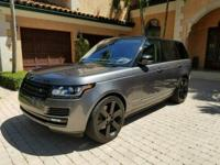Check out this 2016 Land Rover Range Rover