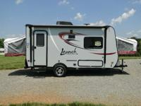 Travel Trailers Expandable/Hybrid Trailers 7666 PSN .