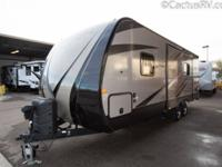 New Travel Trailer, 5th Wheel, Total 25 Foot, 1 Slide