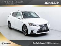F-Sport! Hybrid! Only 25,375 Miles! This Beautiful